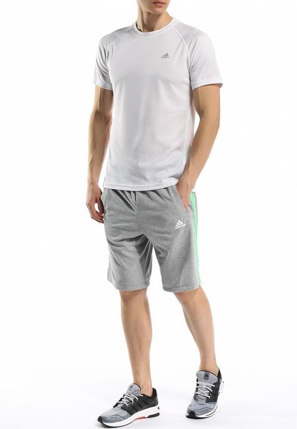 Мужские спортивные шорты Adidas Performance (Адидас Перфоманс) S12913: изображение 3