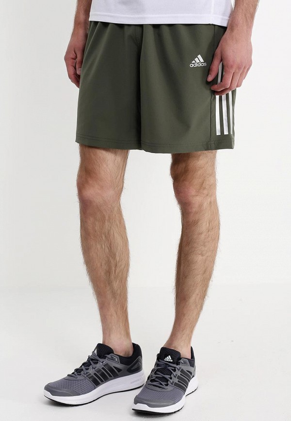 Мужские спортивные шорты Adidas Performance (Адидас Перфоманс) S18212: изображение 2