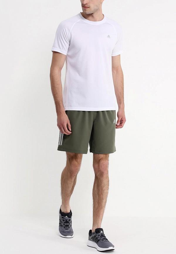 Мужские спортивные шорты Adidas Performance (Адидас Перфоманс) S18212: изображение 3