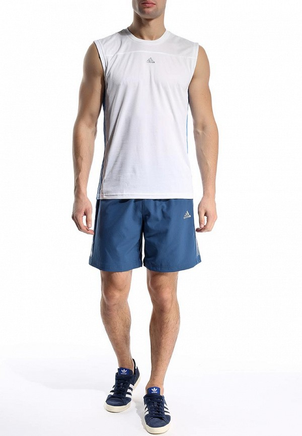 Мужские спортивные шорты Adidas Performance (Адидас Перфоманс) S20293: изображение 3