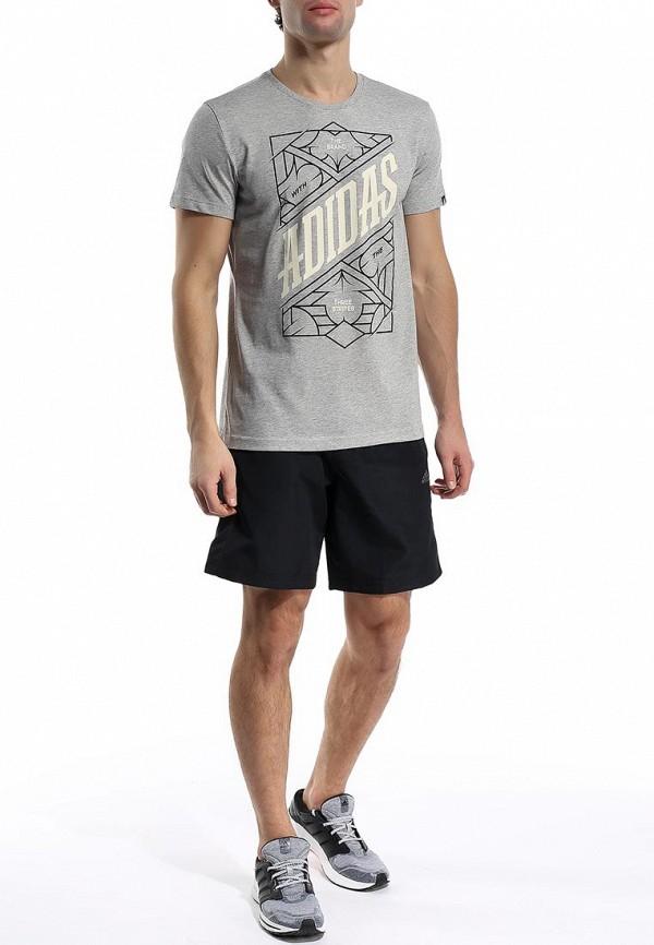 Мужские спортивные шорты Adidas Performance (Адидас Перфоманс) S21939: изображение 3