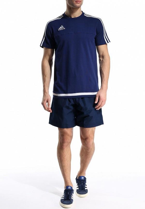 Мужские спортивные шорты Adidas Performance (Адидас Перфоманс) S21941: изображение 3