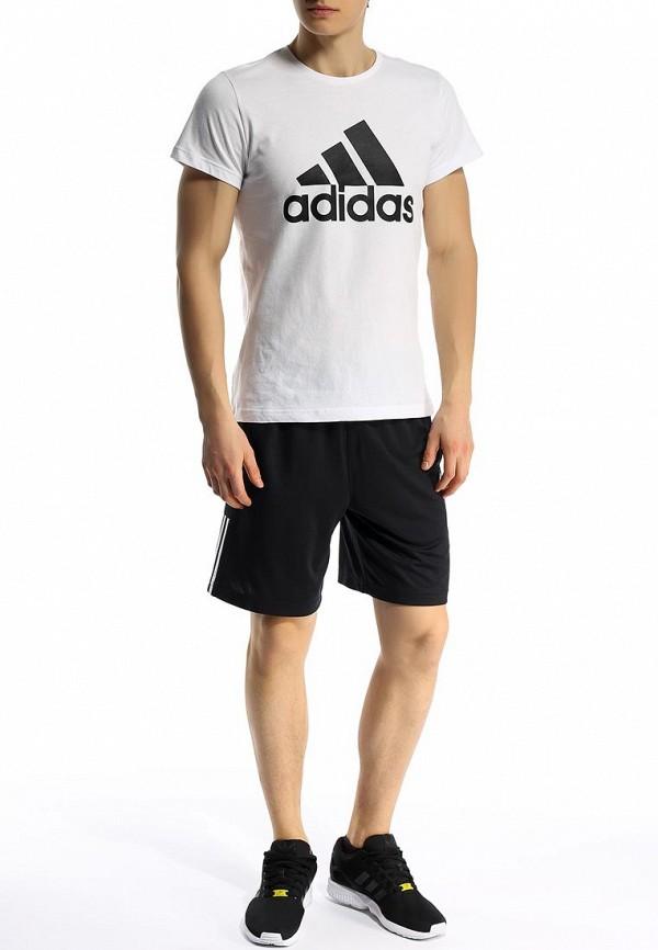 Мужские спортивные шорты Adidas Performance (Адидас Перфоманс) S21971: изображение 3