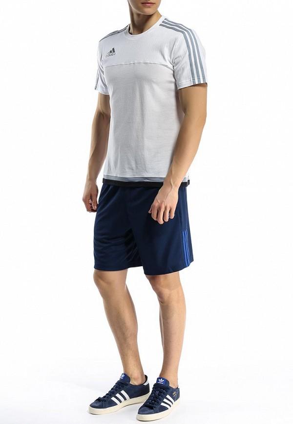 Мужские спортивные шорты Adidas Performance (Адидас Перфоманс) S21973: изображение 3