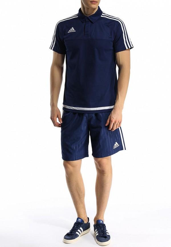 Мужские спортивные шорты Adidas Performance (Адидас Перфоманс) S22463: изображение 3