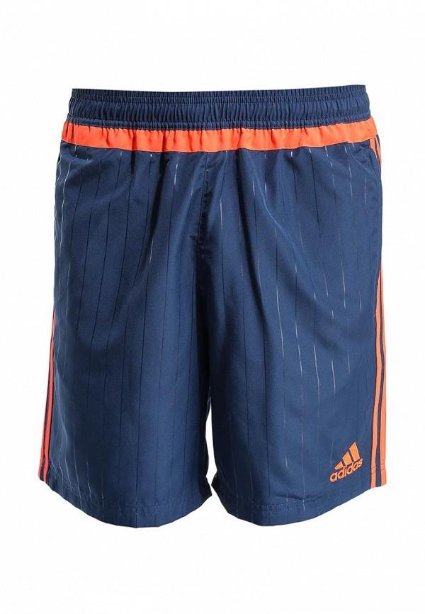 Мужские спортивные шорты Adidas Performance (Адидас Перфоманс) S27123: изображение 1