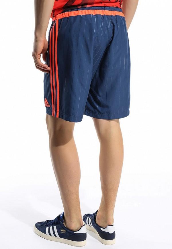 Мужские спортивные шорты Adidas Performance (Адидас Перфоманс) S27123: изображение 4