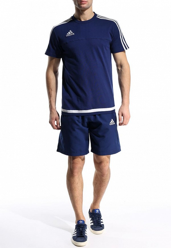 Мужские спортивные шорты Adidas Performance (Адидас Перфоманс) S30373: изображение 2