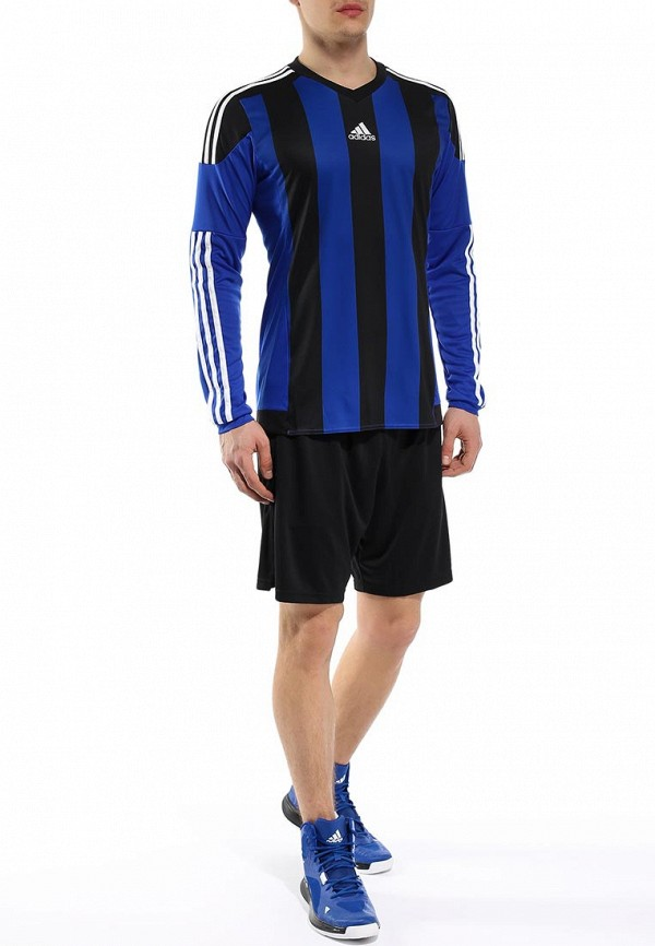 Мужские спортивные шорты Adidas Performance (Адидас Перфоманс) S90386: изображение 4