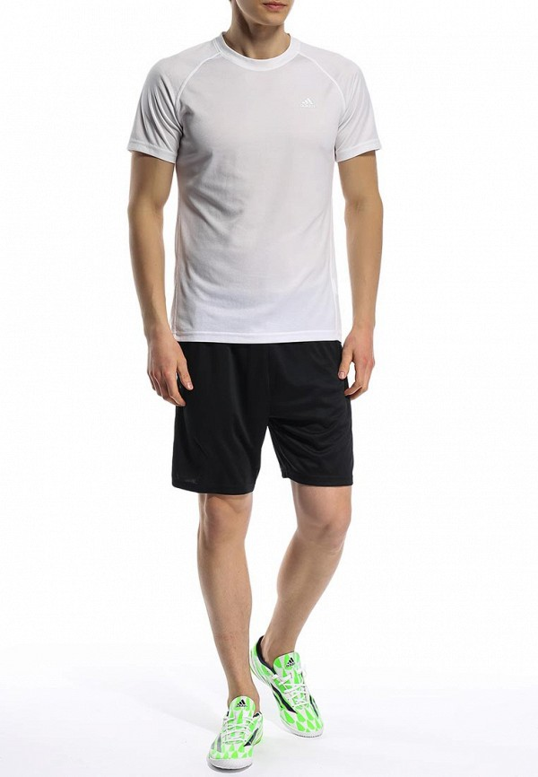 Мужские спортивные шорты Adidas Performance (Адидас Перфоманс) S90386: изображение 5