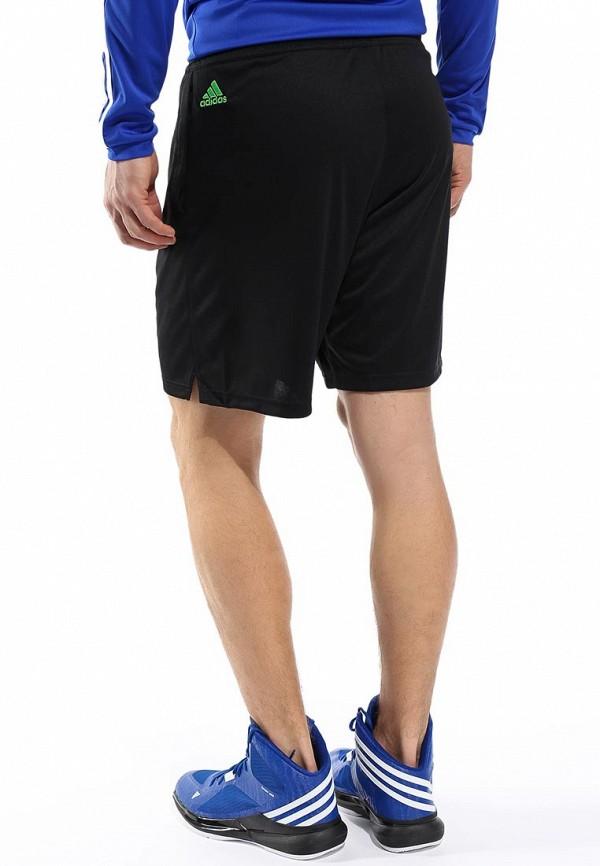 Мужские спортивные шорты Adidas Performance (Адидас Перфоманс) S90386: изображение 6