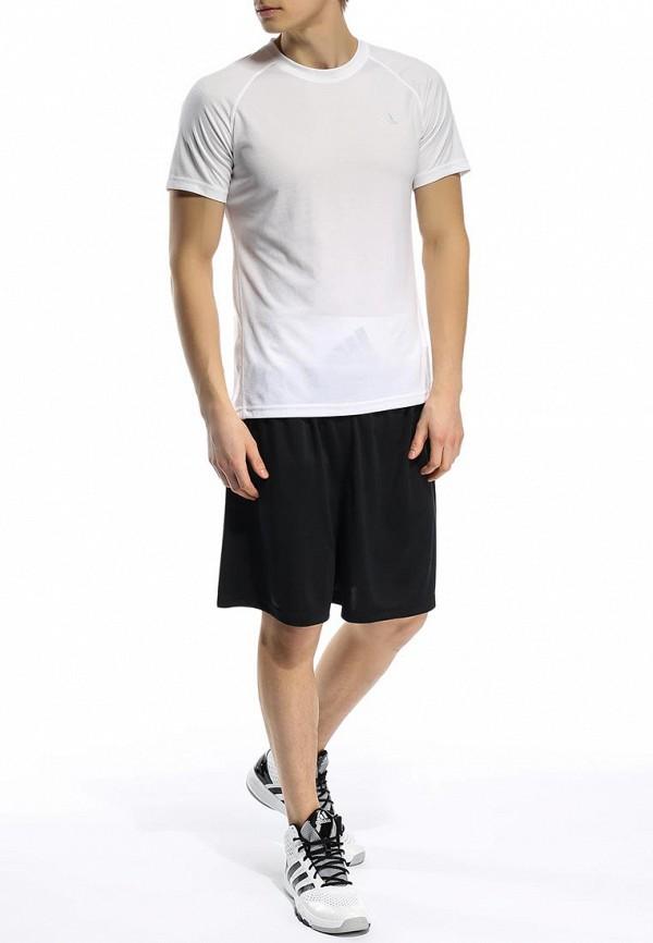 Мужские спортивные шорты Adidas Performance (Адидас Перфоманс) V14109: изображение 3