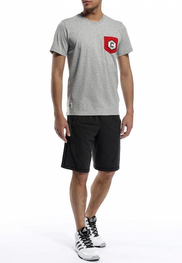 Спортивная футболка Adidas Performance (Адидас Перфоманс) M38302: изображение 3