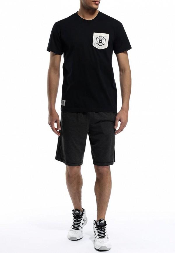 Спортивная футболка Adidas Performance (Адидас Перфоманс) M38305: изображение 3