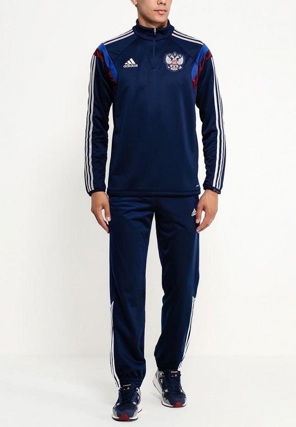 Олимпийка Adidas Performance (Адидас Перфоманс) G89074: изображение 4