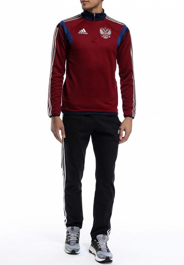 Олимпийка Adidas Performance (Адидас Перфоманс) G89075: изображение 3