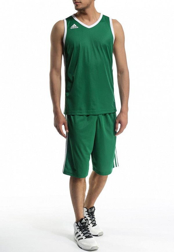 Мужские спортивные шорты Adidas Performance (Адидас Перфоманс) G76634: изображение 3