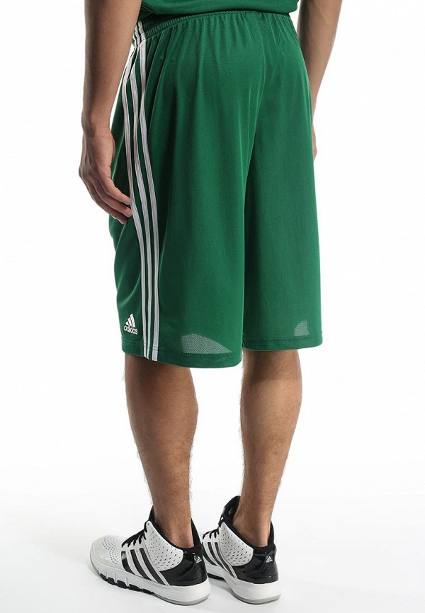 Мужские спортивные шорты Adidas Performance (Адидас Перфоманс) G76634: изображение 4
