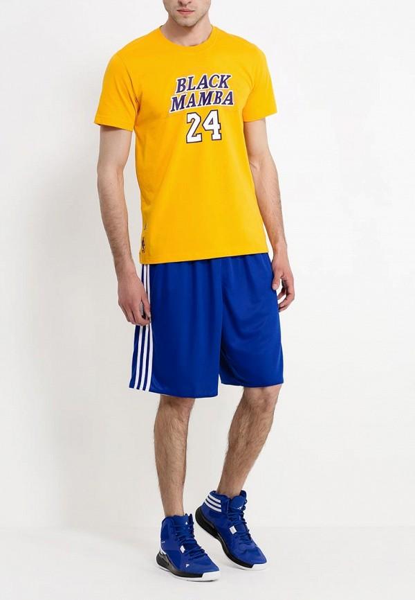Мужские спортивные шорты Adidas Performance (Адидас Перфоманс) G90295: изображение 3