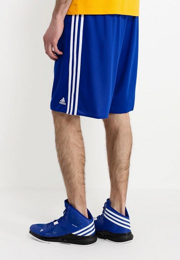Мужские спортивные шорты Adidas Performance (Адидас Перфоманс) G90295: изображение 4