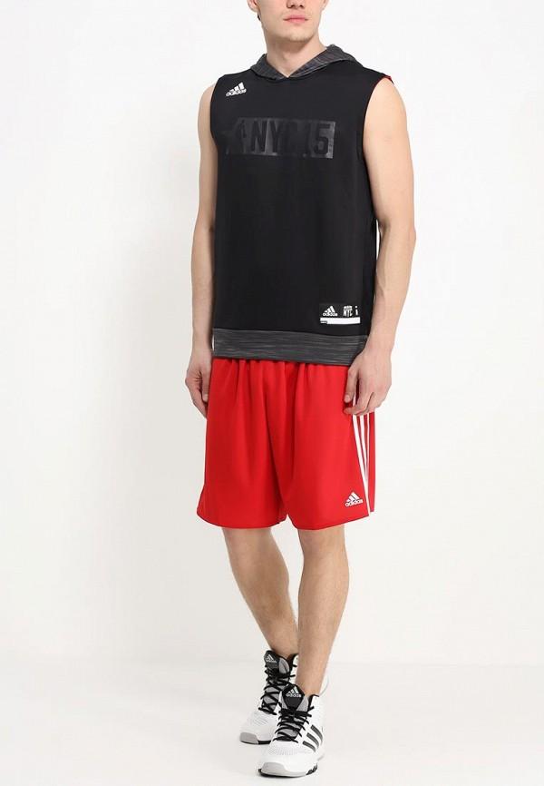 Мужские спортивные шорты Adidas Performance (Адидас Перфоманс) M32727: изображение 3