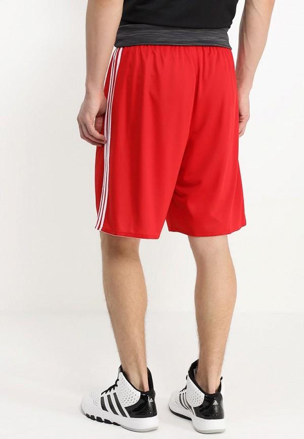 Мужские спортивные шорты Adidas Performance (Адидас Перфоманс) M32727: изображение 4