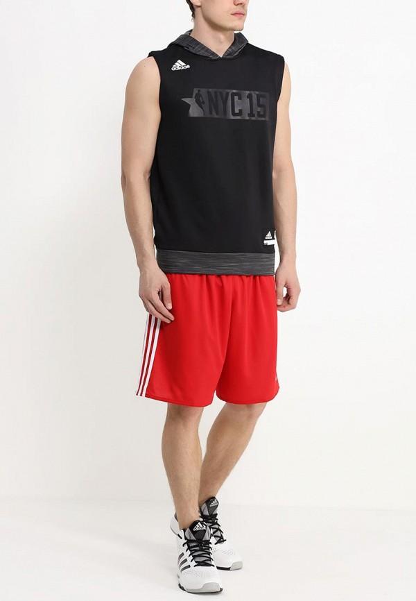 Мужские худи Adidas Performance (Адидас Перфоманс) M37546: изображение 3