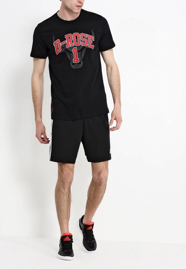 Спортивная футболка Adidas Performance (Адидас Перфоманс) M38346: изображение 3