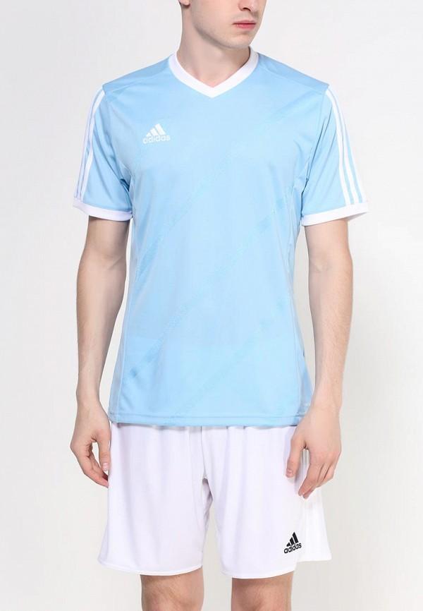 Спортивная футболка Adidas Performance (Адидас Перфоманс) F50281: изображение 2
