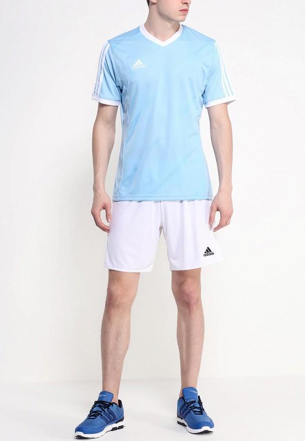 Спортивная футболка Adidas Performance (Адидас Перфоманс) F50281: изображение 3