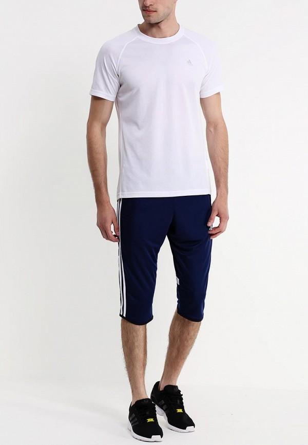 Мужские спортивные шорты Adidas Performance (Адидас Перфоманс) M62500: изображение 3