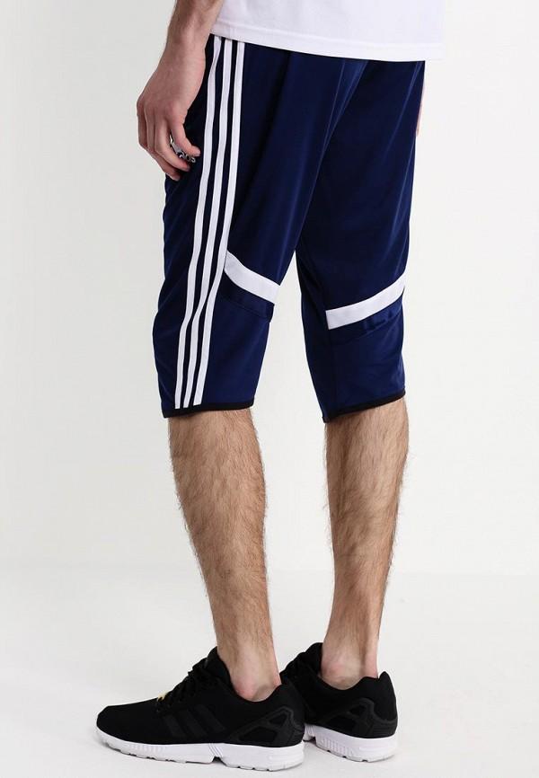 Мужские спортивные шорты Adidas Performance (Адидас Перфоманс) M62500: изображение 4
