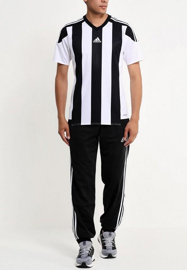 Футболка с коротким рукавом Adidas Performance (Адидас Перфоманс) M62777: изображение 3