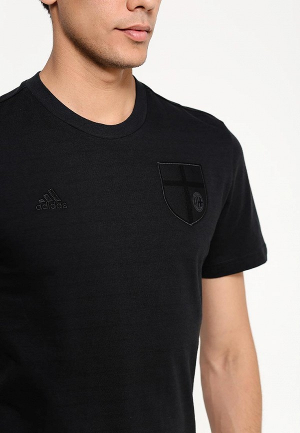 Футболка с коротким рукавом Adidas Performance (Адидас Перфоманс) M36292: изображение 2