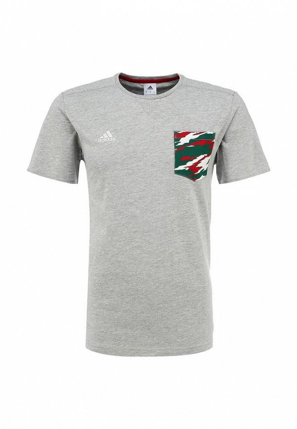 Спортивная футболка Adidas Performance (Адидас Перфоманс) M36285: изображение 2