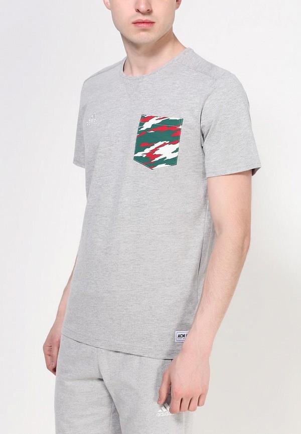 Спортивная футболка Adidas Performance (Адидас Перфоманс) M36285: изображение 3