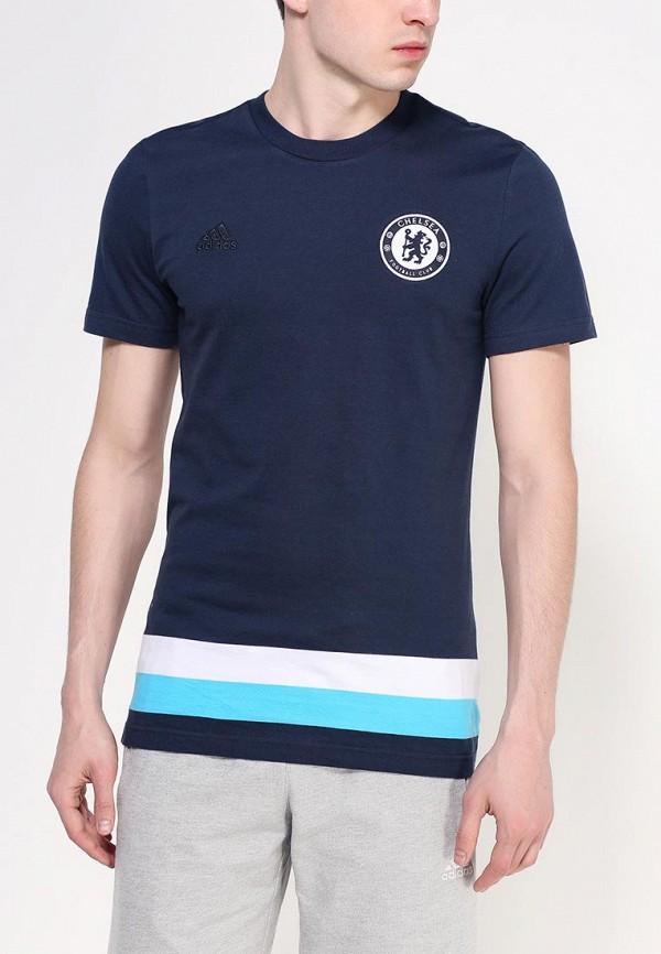 Спортивная футболка Adidas Performance (Адидас Перфоманс) M36337: изображение 3