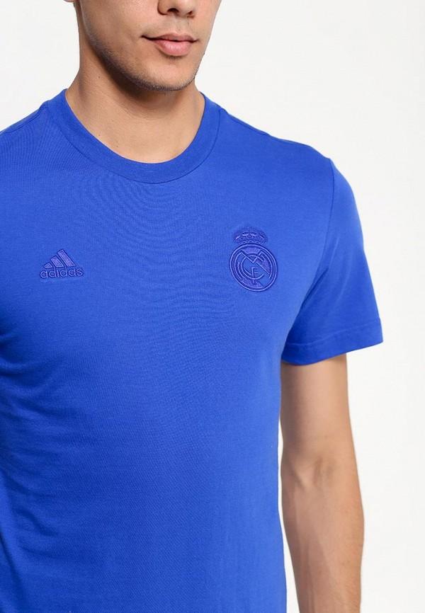 Спортивная футболка Adidas Performance (Адидас Перфоманс) M36407: изображение 3