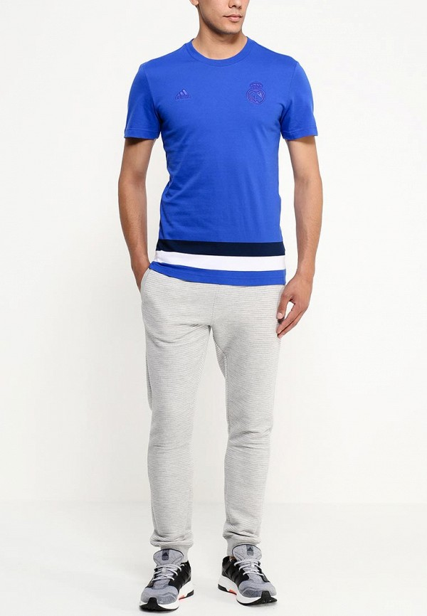 Спортивная футболка Adidas Performance (Адидас Перфоманс) M36407: изображение 4