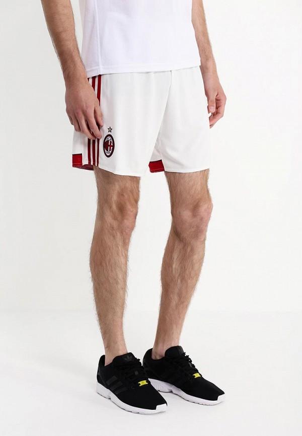 Мужские спортивные шорты Adidas Performance (Адидас Перфоманс) D87232: изображение 2