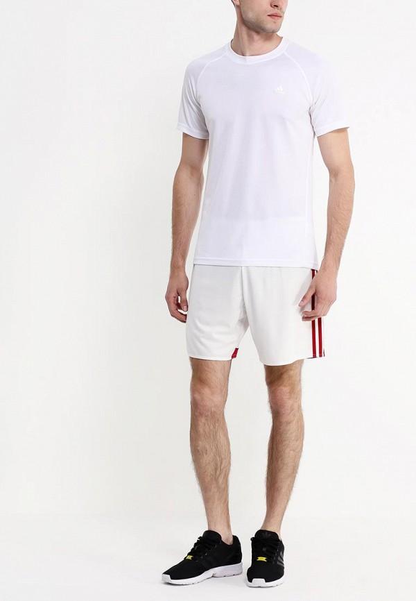 Мужские спортивные шорты Adidas Performance (Адидас Перфоманс) D87232: изображение 3