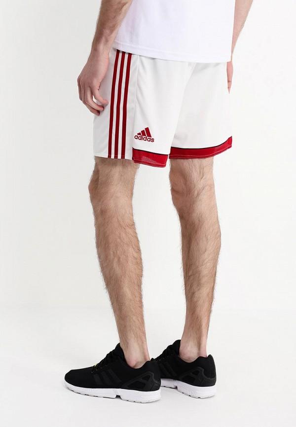 Мужские спортивные шорты Adidas Performance (Адидас Перфоманс) D87232: изображение 4