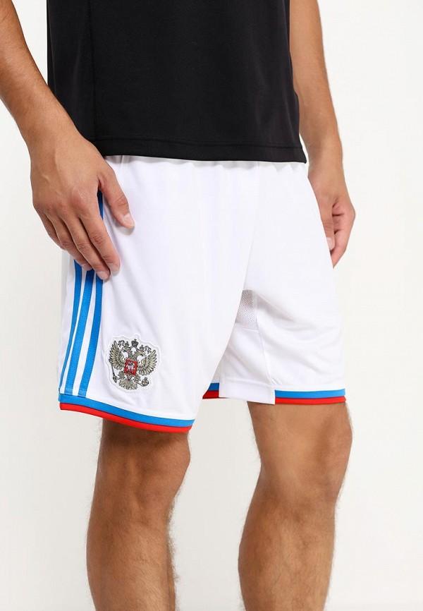 Мужские спортивные шорты Adidas Performance (Адидас Перфоманс) G74496: изображение 2