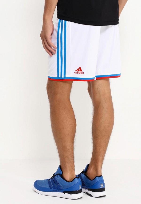 Мужские спортивные шорты Adidas Performance (Адидас Перфоманс) G74496: изображение 4