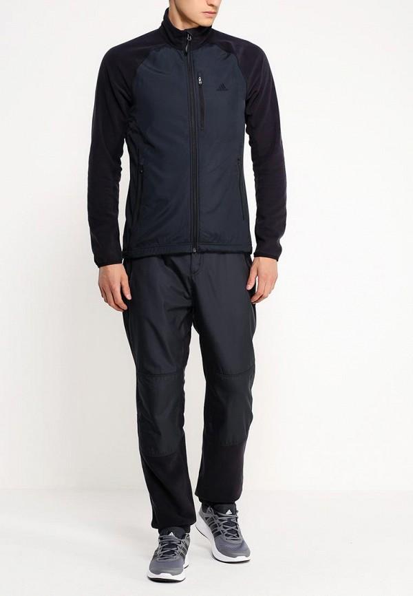 Мужские утепленные брюки Adidas Performance (Адидас Перфоманс) A98519: изображение 3