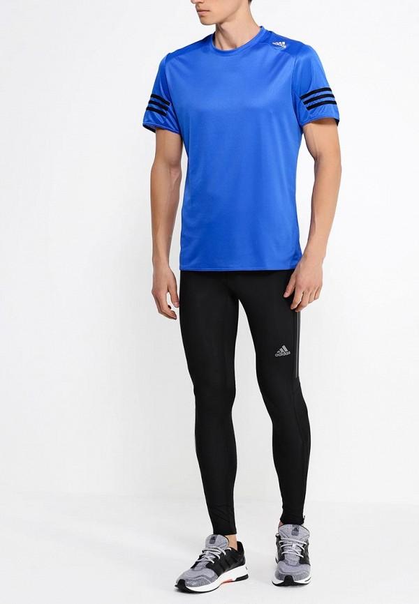 Мужские спортивные брюки Adidas Performance (Адидас Перфоманс) AA0616: изображение 3