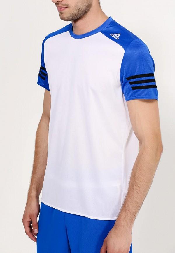 Спортивная футболка Adidas Performance (Адидас Перфоманс) AA0644: изображение 2