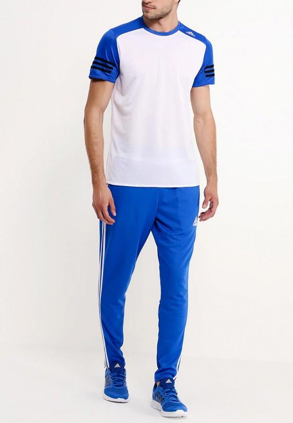 Спортивная футболка Adidas Performance (Адидас Перфоманс) AA0644: изображение 3
