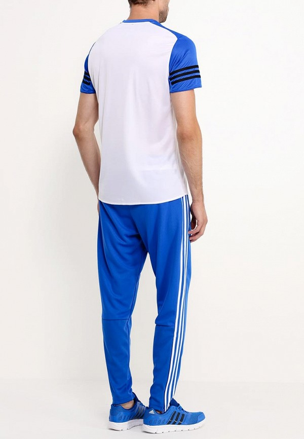 Спортивная футболка Adidas Performance (Адидас Перфоманс) AA0644: изображение 4