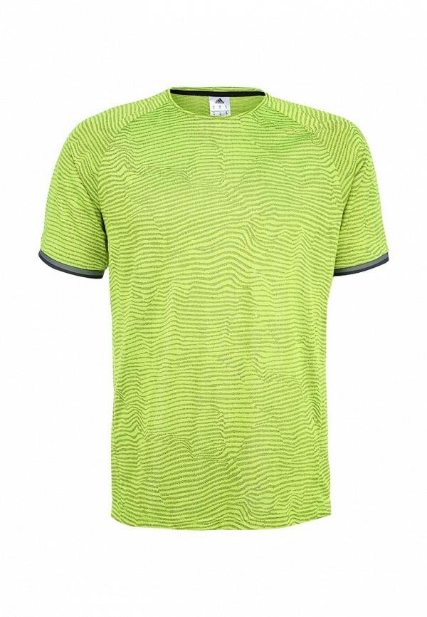 Спортивная футболка Adidas Performance (Адидас Перфоманс) AA0881: изображение 1